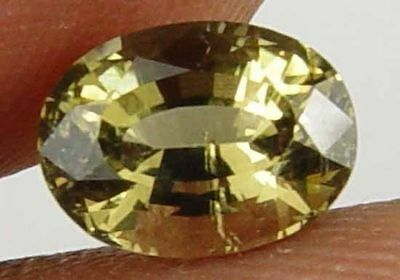 1.60CT Nice Color & Glow Natural Kornerupine 10090144