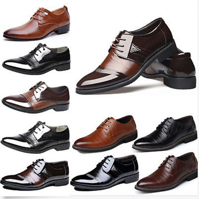 073bd94ed4c Men s Dress Formal Oxfords Leather shoes Business Dress Fashion Casual Shoes
