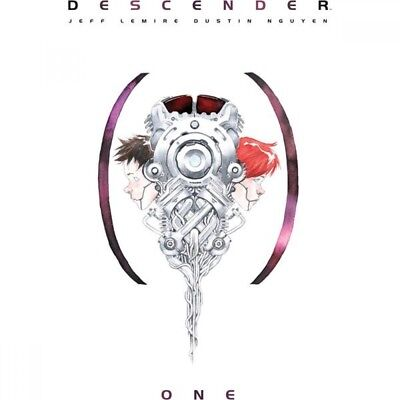 Descender  The Deluxe Edition: Volume 1 Hardcover