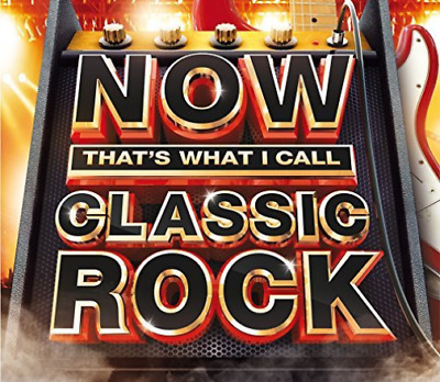 Various Artists-Now Thats What I Call Classic Rock  CD NEU