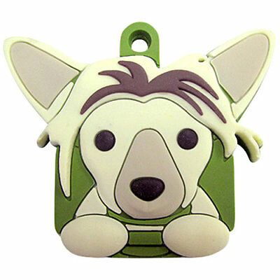 Chinese Crested Key Cover,  Chinese Cresteds by FouFou Dog