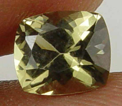 1.30CT Nice Cushion Cut All Natural Konerupine 10090133