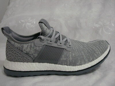 96ec4134d Adidas Pure Boost Zg White Grey 14 Pureboost New 350 Ultra Boost Running  Blade
