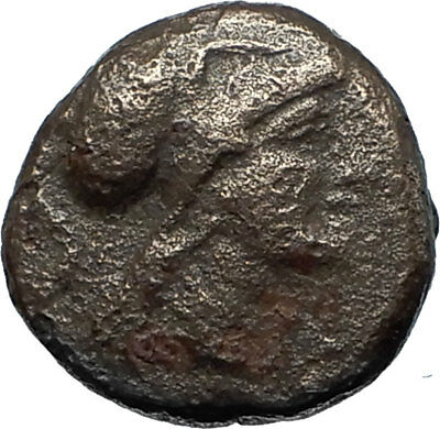 Antigonos II Gonatas 274BC Macedonia Ancient Greek Coin ATHENA PAN TROPHY i68436