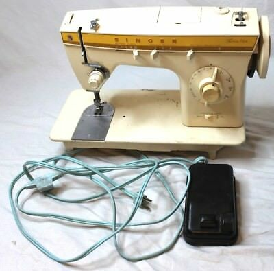 SINGER FASHION MATE 40 Heavy Duty Sewing Machine With Case Works Impressive Singer 360 Sewing Machine