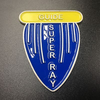 Guide Super Ray Guide Shield - Yellow & Blue