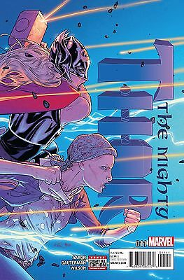 MIGHTY THOR #11, New, First print, Marvel Comics (2016)