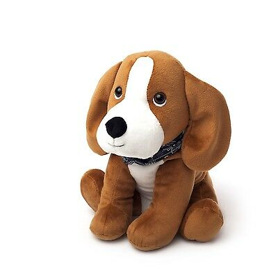 Warmies Microwave Cozy Pet Beagle Fully Microwavable Heatable Bed Time Soft Toy