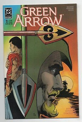 DC Comics Green Arrow #11 Copper Age