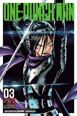 One-Punch Man, Vol. 3 by One 9781421564616 (Paperback, 2015)