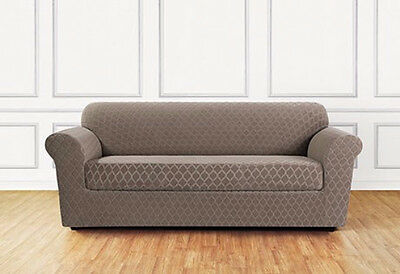 Stretch Grand Marrakesh 2 Piece Stretch Sofa Slipcover Sure Fit