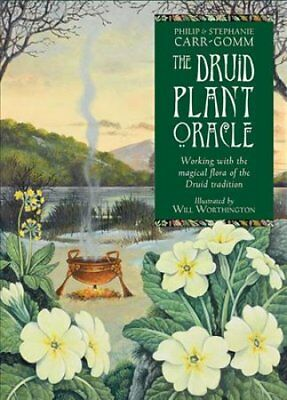 The Druid Plant Oracle by Eddison Books Ltd (Mixed media product, 2017)
