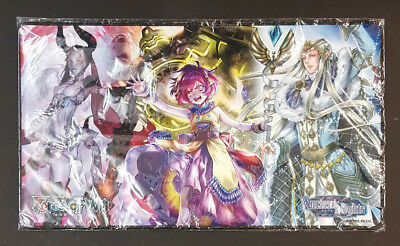 Force of Will Playmat - Ancient Nights Playmat - TCG Anime Art Play Mat - New