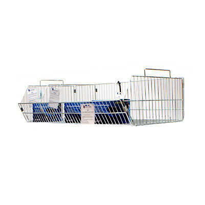 Additional Baskets for J6 Shop storage 5 tier stacking wire baskets 1000mm (J6X)