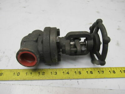 "Bonney Forge HL-11-LE 3/4"" Socket Weld Gate Valve 800WP"