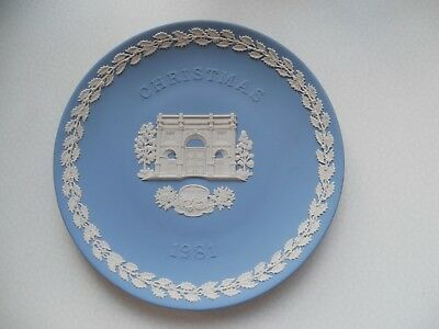 Wedgwood Christmas Collection 21,5Cm Marble Arch 1981