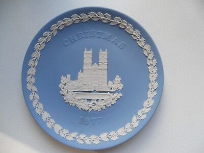 Wedgwood Christmas Collection 21,5Cm Westminster Abbey 1977