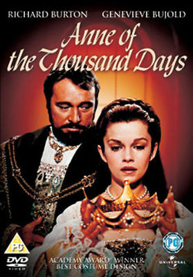 Anne Of The Thousand Days DVD NEW DVD (8241379)