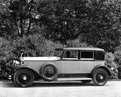 1930 Rolls Royce Phantom I Brewster Factory Photo ca9974