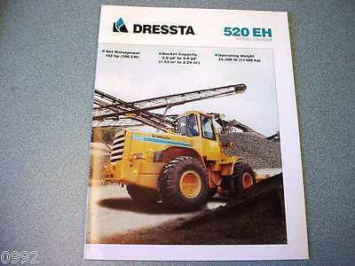 Dressta 520EH Wheel Loader Brochure