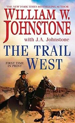 Trail West The, 9780786043187