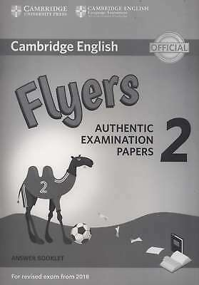 Cambridge English Young Learners 2 for Revised Exam from 2018 Flyers Answer Book