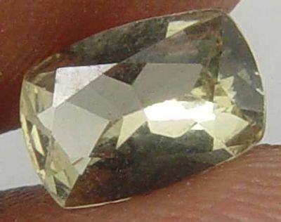 0.85CT 100% Natural Rare Specimen Kornerupine 10100407