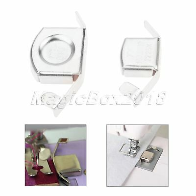 2 Size Domestic&Industrial Sewing Machine Magnetic Seam Guide For Singer Brother