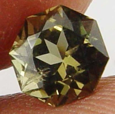 0.85CT 100% Natural Unique Octagon Kornerupine 10100448
