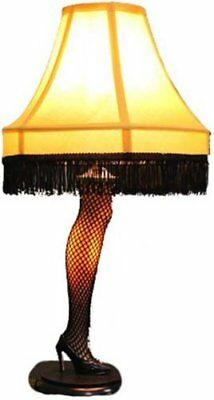 a christmas story leg lamp 20 inch real working light xmas movie new