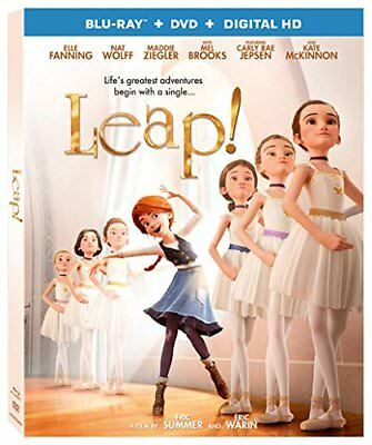 Leap (Blu-ray Disc ONLY, 2017)