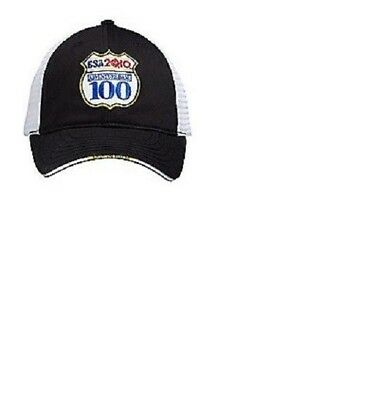 Boy Scout Official Adventure Base 100Th Anniversary Adjustable Trucker Cap Hat