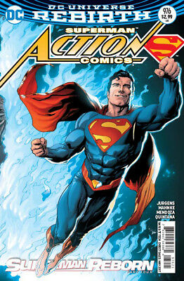 ACTION COMICS #976, VARIANT, New, First print, DC REBIRTH (2017)