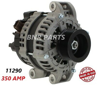 350 AMP 11290 Alternator Ford F Series 6.4L 2008-2010 High Output New HD Perform