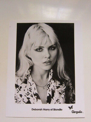 BLONDIE  8x10 photo b