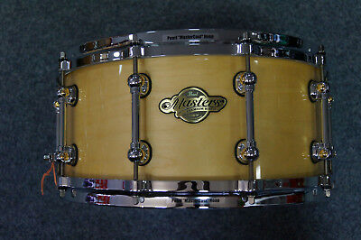 "Pearl BRP Masters Premium Birch Snaredrum in ""Natural Birch""  -  14x6,5"""