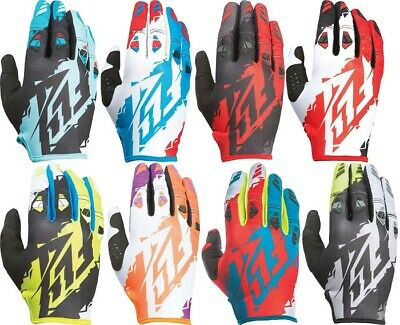 Fly Racing 2017 Kinetic Gloves (Pair) Adult Youth All Sizes All Colors