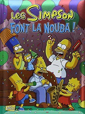 Les Simpson - Special Noel, Tome 4 : Matt Groening JUNGLE EDITIONS 143 pages
