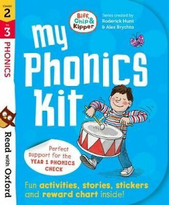 Read with Oxford: Stages 2-3: Biff, Chip and Kipper: My Phonics... 9780192764508