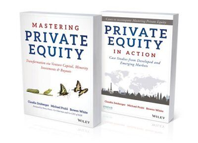 Mastering Private Equity Set by Claudia Zeisberger 9781119328032