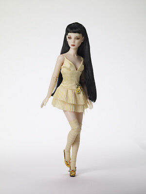 "Tonner/Phyn & Aero LE75  ANNORA #2 DELUXE NRFB W/SHIPPER 16"" RESIN BJD 2 HEADS +"
