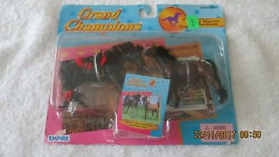 1995 Grand Champions Mini Horse Collection Qtr Horse Stallion & Appaloosa Mare