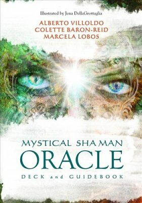 Mystical Shaman Oracle Cards by Colette Baron-Reid 9781401952501 (Cards, 2018)