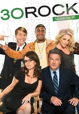 30 Rock: Season 7 (The Final Season) DVD [New/Sealed]