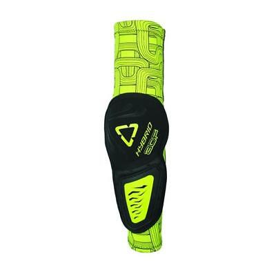 Leatt - Elbow Guard - 3DF Hybrid - Elbow Protection - Lime