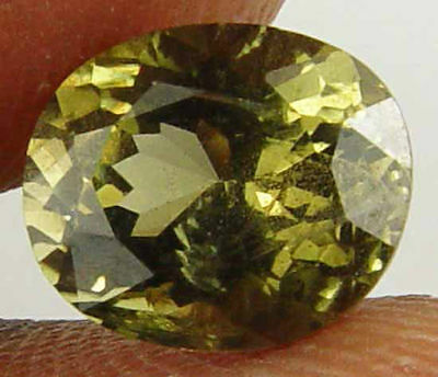2.15CT 100% Natural Rare Kornerupine Loose Gem 10062923