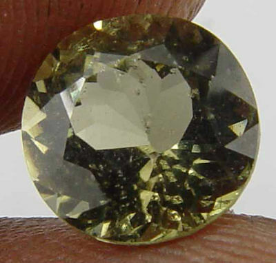 2.20CT Round Cut Rare 100% Natural Kornerupine 10062934