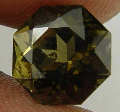 2.85CT Nice Round Octagon Natural Kornerupine 10062920