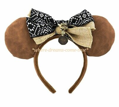 Disney Parks The Lion King Ear Headband - Disney's Animal Kingdom (NEW)