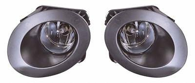 Pair Right OS Left NS Side Fog Lights H11 For Ford Focus Mk1 Hatch 10.01-4.05